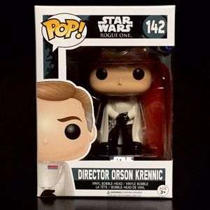 FUNKO POP! STAR WARS #142 DIRECTOR ORSON KRENNIC